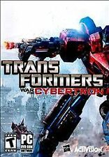 *NEW* Transformers War For Cybertron - PC