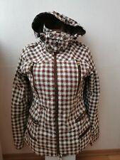 Burton Women's EVELATION DRYRIDE Hood Outdoor Ski Jacket sz S