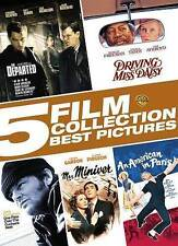 5 Film Collection: Best Pictures (DVD, 2015, 5-Disc Set)
