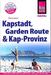 Reiseführer Südafrika Kapstadt 2018/19 Garden Route & Kap-Provinz Reise Know How