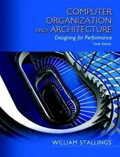 Computer Organization and Architecture 10th Int'l Edition