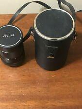 Vivitar 135Mm 1:2:8 #28215186 Telephoto Lense With Case