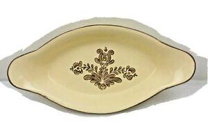 Vintage Pfaltzgraff USA Village 22 oz Au Gratin Stoneware Dish #270 EUC