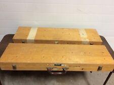 Keuffel Amp Essex Co Optics And Metrology Div Vintage Surveying Lot Of 2 Boxes