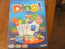2011 Wiggles 3-D DING! Family Board Game For 3-8 Players Ages 8+ IN or OUT?