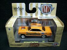 M2 Machines Gassers 1967 Chevy Nova Little Instigator Gasser Limited Edition.