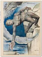 William Blake: The Drawings for Dante's Divine C, Sebastian Schütze, Maria Anton