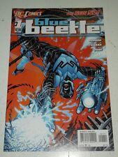BLUE BEETLE #1 DC COMICS NEW 52 NM (9.4)