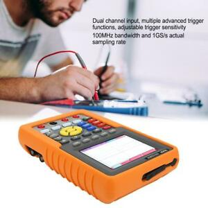 OWON HDS1022M-N 3in1 Multifunction Oscilloscope 20MHz+Multimeter+Frequency Meter