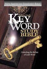 Hebrew-Greek Key Word Study Bible: New American Standard Bible by Zodhiates, Sp