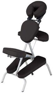 NEW EarthLite Vortex Portable Masseuse Massage Chair