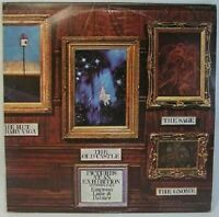 Emerson Lake & Palmer ELP - Pictures At An Exhibition LP Rare Israel Pressing