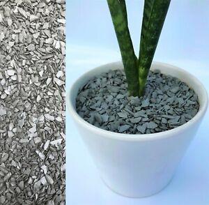 5mm Grey Stone Slate Dressing Gravel for Cactus Succulent Bonsai Tree Pot Topper