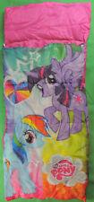 Kinderschlafsack Schlafsack My Little Pony 140x60cm Reisebett Reisedecke Disney
