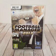 Football Manager 2013 (PC/DVD ROM/2013) SEGA
