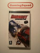 Burnout Dominator PSP, Supplied by Gaming Squad