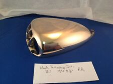 Hacker Chris Craft Vent Polished Bronze July 17' Bear Claw