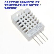 Capteur Humidité et Température DHT22 / AM2302 Arduino PI Raspberry (E211)