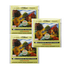 1Set Alice Classical Guitar Strings 1st/2nd/3rd E/B/G Clear Nylon Strings Set