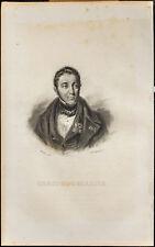 Portrait (1838) - Crespel-Dellisse (Louis Xavier François Joseph Crespel)