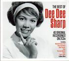 DEE DEE SHARP - THE BEST OF - 40 ORIGINAL RECORDINGS (NEW SEALED 2CD)