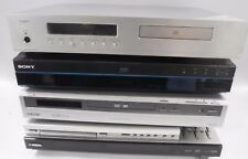 4 x Sony Tangent Yamaha CDP-50 BDP-S300 RDR-GX210 DVR-S100 CD RECEIVER PLAYER **