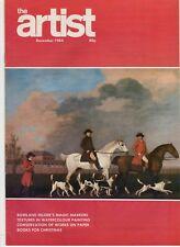 (HW3) The Artist - December 1984, Vol 99, No 12, Issue 646