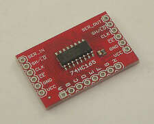 74HC165 Breakout 8-Bit Serial-Out/Parallel-In Arduino