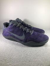 Nike ID ELITE Kobe 11 Purple/Grey 835649-903 SZ 14 MAMBA Low XI
