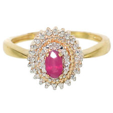 Ring mit Diamant Edelstein