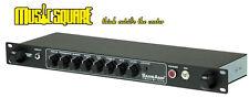 Tech 21 Sansamp RBI Rackmount Bass Tube Amp Emulator (T21-RBI) Perfect Bass!!