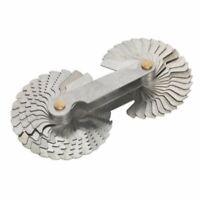 Sealey AK73SPG Screw Pitch Gauge Set 52pc BSW/Metric