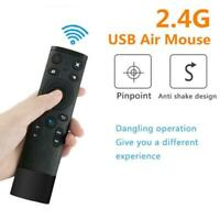 Q5 2.4G Wireless Remote Control Keyboard Air Mouse for Android TV Box Computer