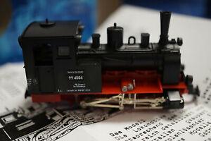 H0e Tillig 02991 Schmalspur Dampflok BR 99 4506 Deutsche Reichsbahn UNBESPIELT !