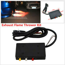 Universal Car Aircraft Exhaust Flame Thrower Kit Wire Fire Burner Afterburner 1x