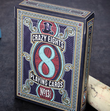 Crazy 8's Playing Cards by Kings Wild Project from Murphy's Magic