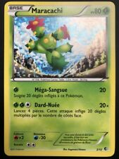 Carte Pokemon MARACACHI 2/12 Holo Mozaïque Promo Mc Donald FR NEUF