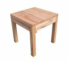 Holztisch, Beistelltisch Kernbuche massiv gedämpft . Sonderanfertigungen !