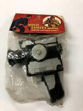 ELC001_013a Movie Camera Water Gun In Original Package