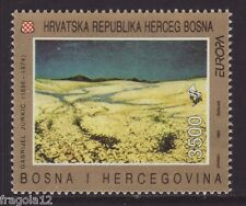 BOSNIA CROATIAN POST 1993 - EUROPA - ARTE CONTEMPORANEA - DK. 3500 - MNH