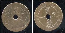 INDOCHINE  1  cent 1898