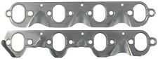 New Victor MS15205 Exhaust Manifold Gaskets/Heat Shields for 68-87 Ford 460 7.5
