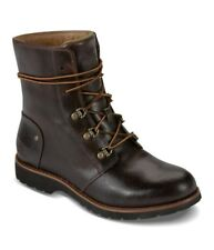 NORTH FACE Women Ballard Lace II Boots Waterproof Leather Lace Up Brown 7 New
