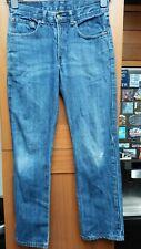 """Boys """"LEVIS 514"""" BLUE STRAIGHT FIT RED TAB JEANS /  W28"""" x L28"""" (16 REG)"""