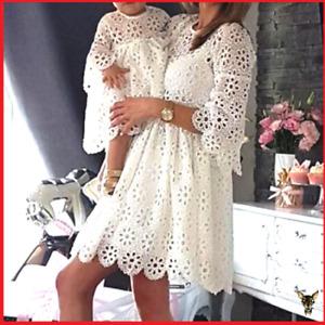Mutter Tochter Kleider Gunstig Kaufen Ebay