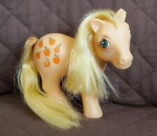 MEXICAN My little pony G1 Applejack MLP
