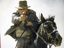 Harrison Ford as Indiana Jones 8 X 10 Color Photograph