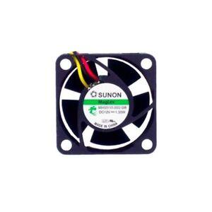 MB40201VX-G99 Fan DC axial 12VDC 40x40x20mm 18.35m3/h 27.5dBA Vapo SUNON