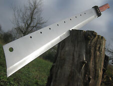 Massive monstruo gigante XXL dos mano machete 78 cm machette Bowie couteau m038 ot