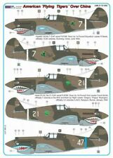 AML Decals 1/72 American Flying Tigers over China # D7233